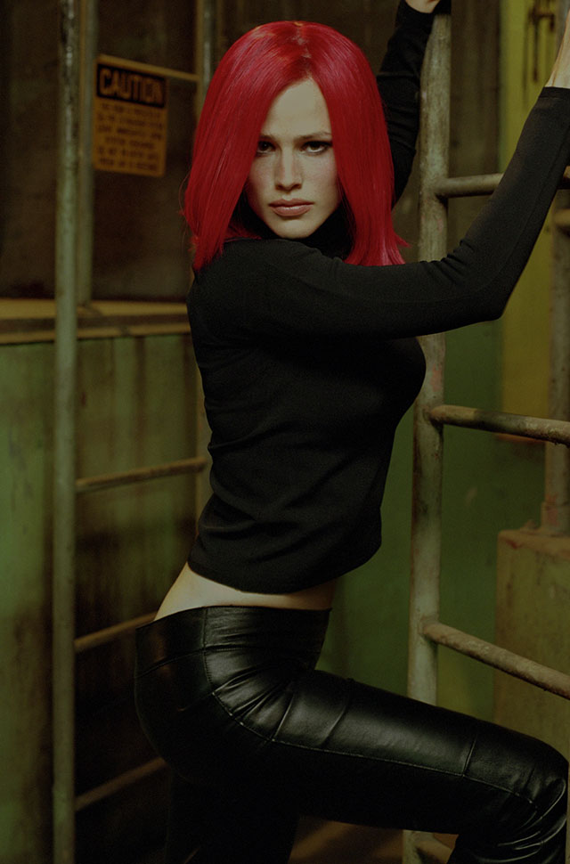 Jennifer Garner in Alias