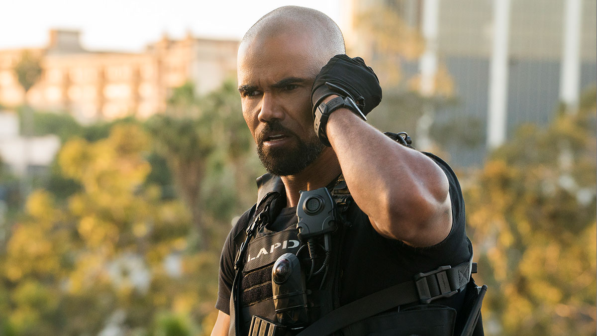 Shemar Moore in S.W.A.T