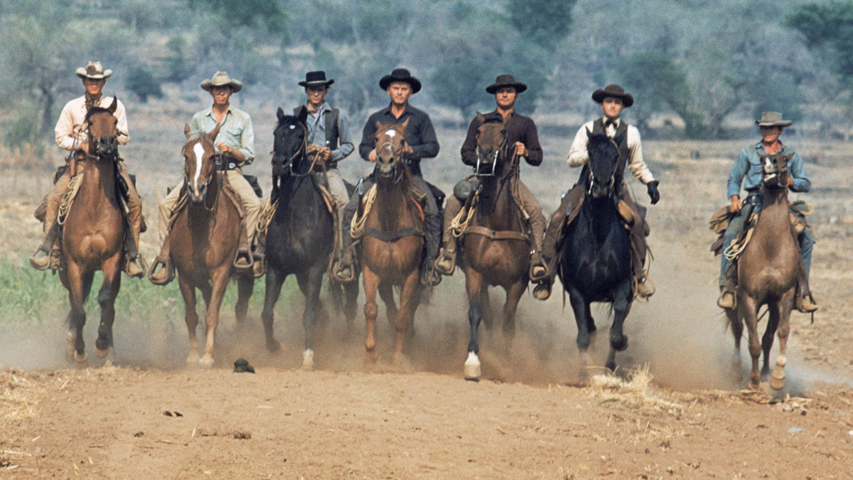 Still from The Magnificent Seven