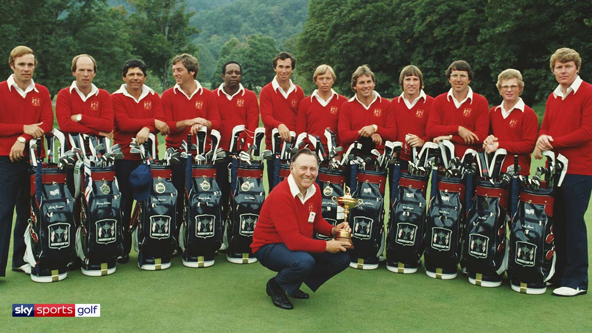 Let Battle Commence For The 2018 Ryder Cup