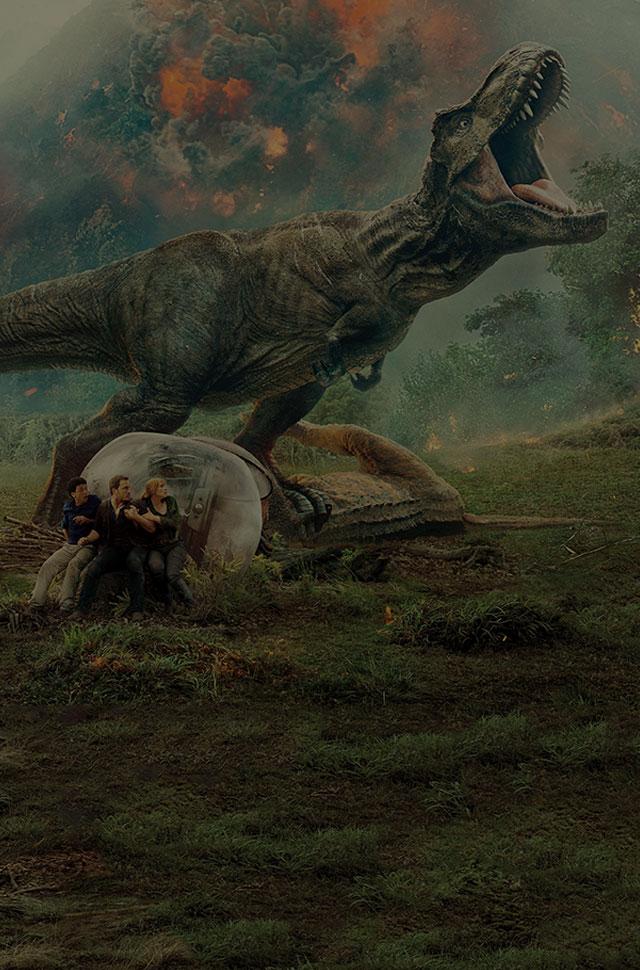 Jurassic World: Fallen Kingdom | Now Available | Virgin Media