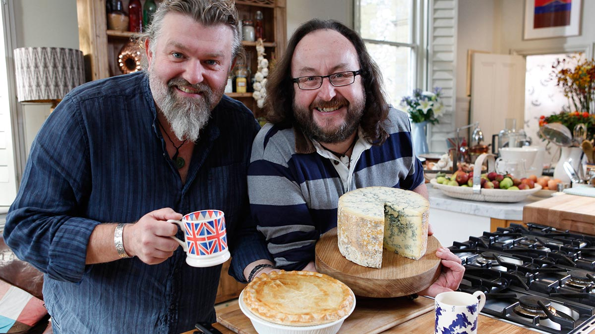 The Hairy Bikers on Christmas Food