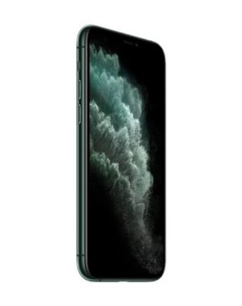 iPhone 11 Pro Midnight Green and iPad