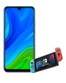 Huawei P smart 2020 and Nintendo Switch