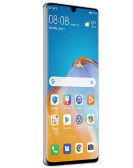 Huawei P30 Pro New Edition in Silver Frost